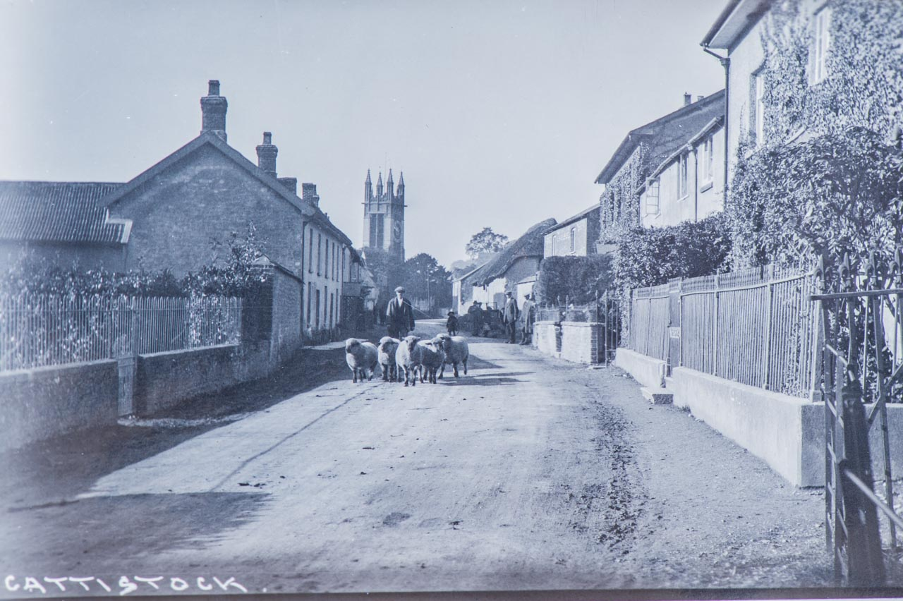 Manor Farm House c1920s