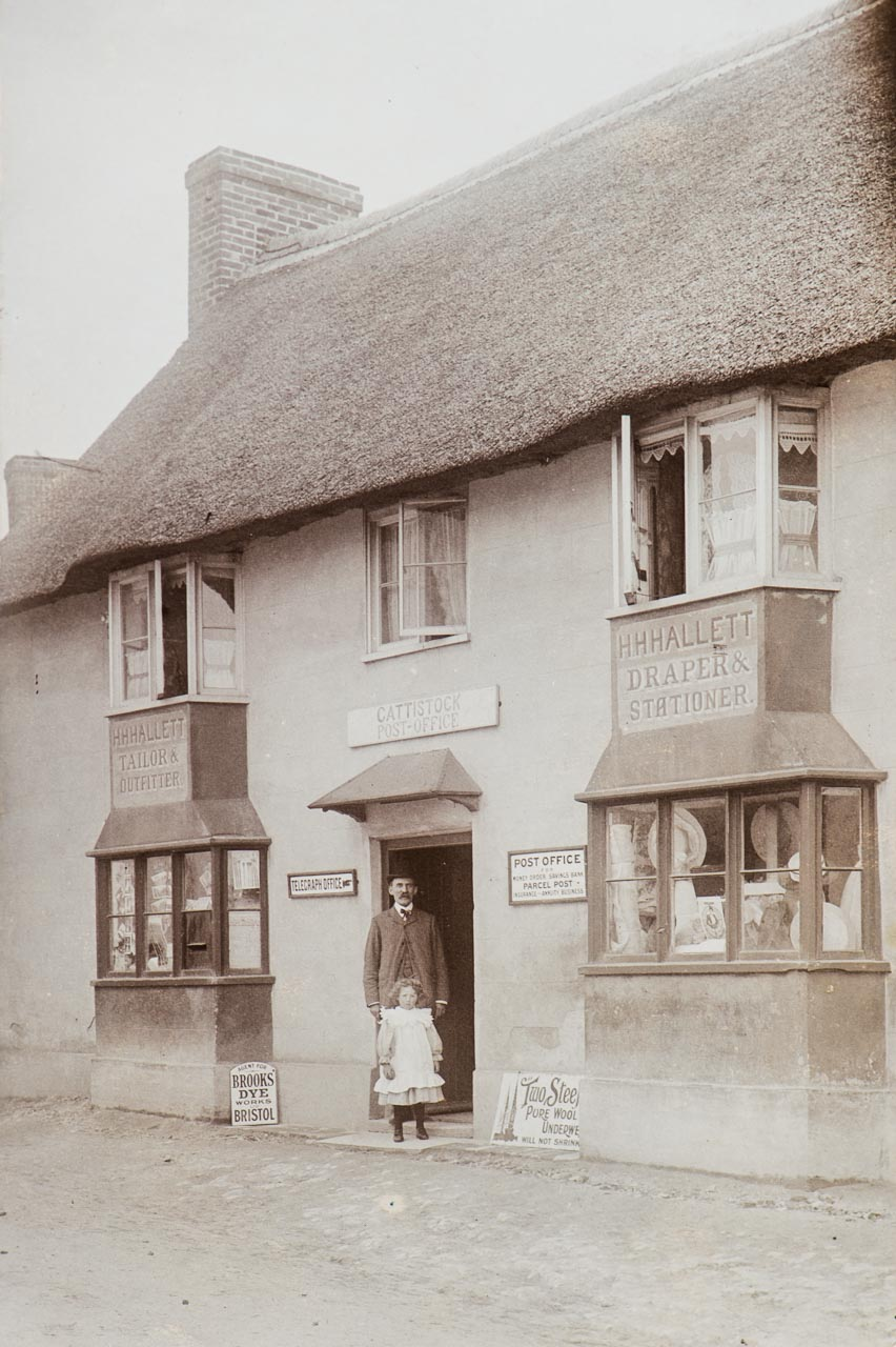 Post Office, The Square c1911