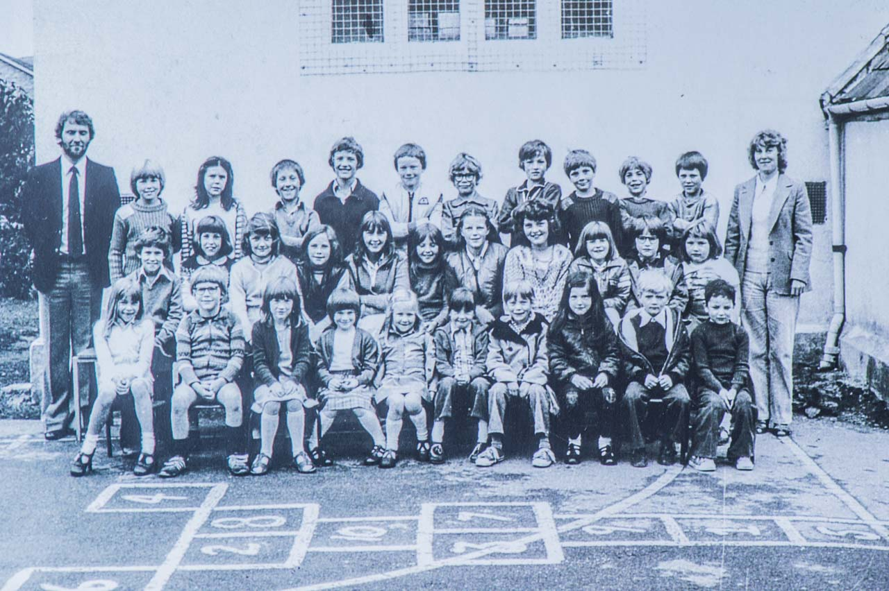 School pre close down 1980