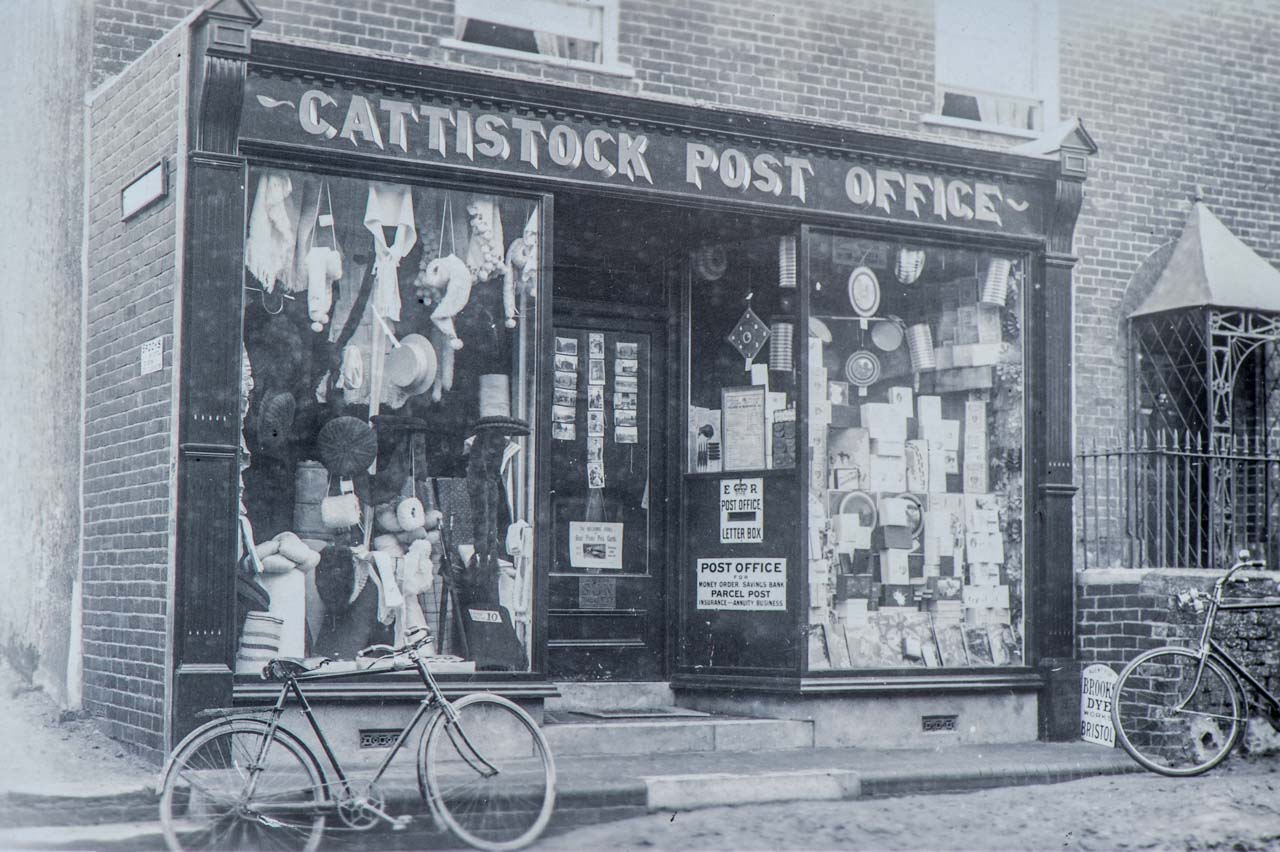 The Post Office, Duck Street c1920s