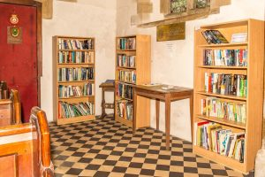 CFAL Our library in the Church