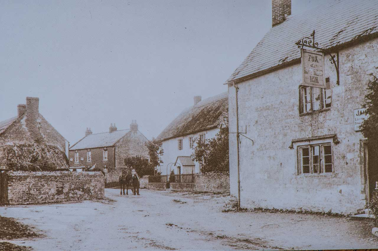 The Fox & Hounds c1906
