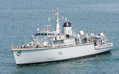 HMS Cattistock update