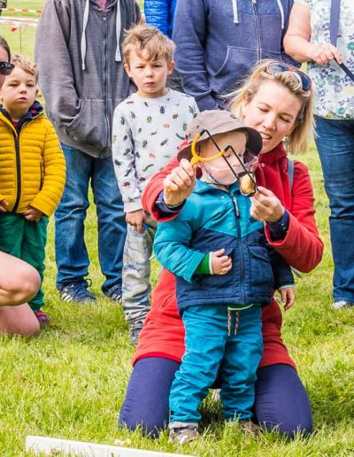 Dorset Knob Throwing 2019: A little assistance in the Knob Catapulting
