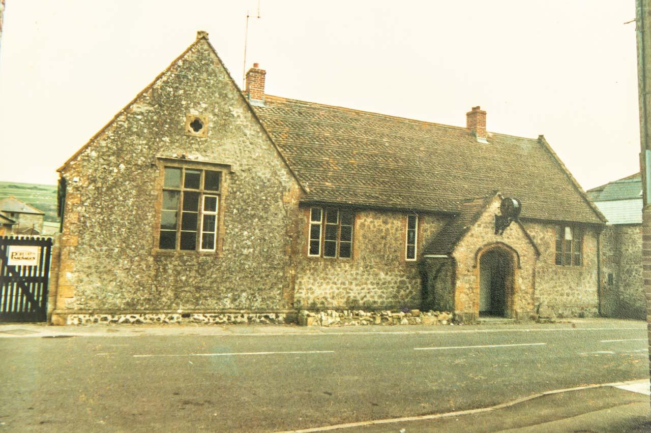 The Maiden Newton Junior school that Herbie attended