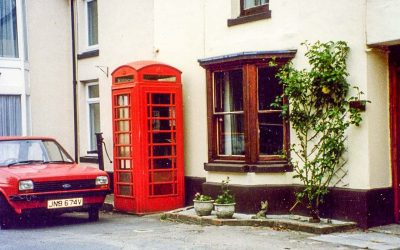 The Cattistock Phone Box – Phase 2