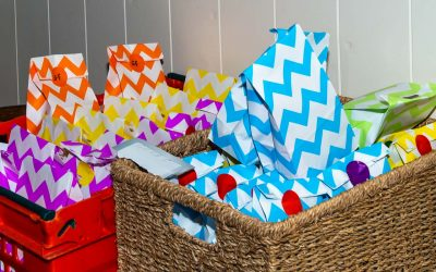 Easter Treats Bags