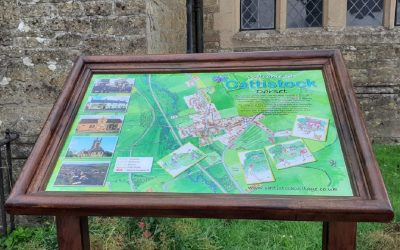 Village Information Board